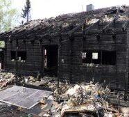 Pfadfinderblockhaus brannte vollständig nieder