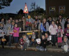 Stamm Eberhard Wittgen (VCP) gewinnt Laternenwettbewerb