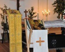 Trauerfeier zu Ehren Axis in Weroth