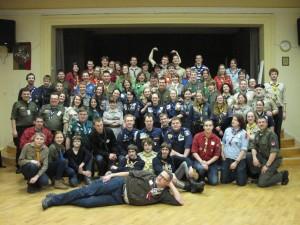 ScoutNet in Vilnius