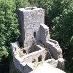 Tschechische Pfadfinder retteten Mann aus Burgverlies