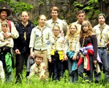 erstmals in Tschechien – Pfingstlager des CPRR Stammes 215 Freilassing