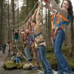 Mit Imagekampagne wollen Schweizer Pfadi den Mitgliederschwund stoppen