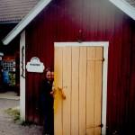 Der Schuppen von Michel aus Lönneberga ist heute ein Museum.