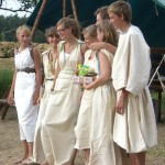 Pfadilager auf den Spuren der Römer