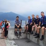 Sommerhajk am Lago Maggiore