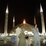 Faizal-Moschee in Islamabad