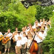 Wiesenfest 2013 des Weinbacher Wandervogels