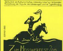 """Ingo König neuer Chefredakteuer der """"Idee und Bewegung"""""""