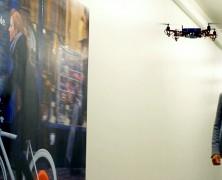 Drone als Pfadfinder