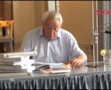 Oss Kröher: Video und Bericht von Lesung