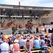 TFF Rudolstadt: 1086 Künstler und neuer Besucherrekord