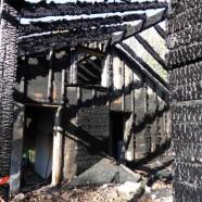 Ein Jahr ohne abgebranntes Pfadfinderheim