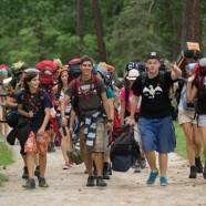 Mitteleuropäisches Jamboree  in Tschechien