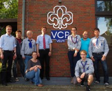 VCP Stamm Johannes Velpe wird 25!
