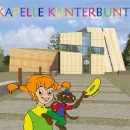 Kapelle Rüthen: Richtfest am 7. September