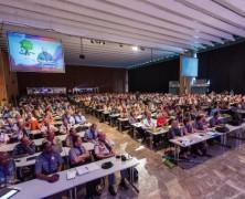 Eröffnung der vierzigsten Weltpfadfinderkonferenz