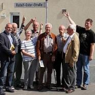 Straße nach Gründervater der Trierer Pfadfinder benannt