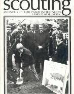 Es war einmal: Die erste Ausgabe der Scouting 1984