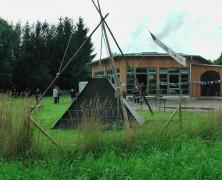 Ein Pfadfinderheim als Kleinod