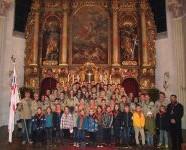 Pfadfinderstamm Untergriesbach feiert