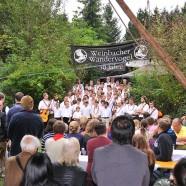 Wiesenfest 2014 – 30 Jahre Weinbacher Wandervogel