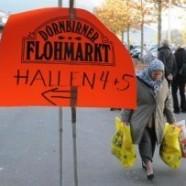 Der größte Flohmarkt in Österreich