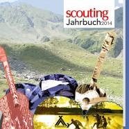 Das scouting-Jahrbuch 2014 kommt druckfrisch unter dem Weihnachtsbaum