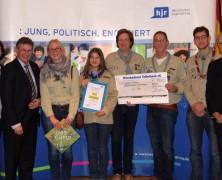 Förderpreis des hessischen Jugendringes