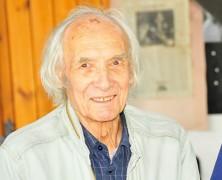 Herzlichen Glückwunsch, Berry Westenburger: 95 Jahre alt