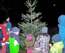 Weihnachtsfeier für Asylbewerber und Flüchtlinge