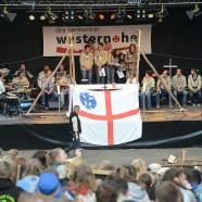 4.000 Pfadfinderinnen und Pfadfinder feiern gemeinsam Pfingsten