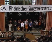 Rheinischer Singewettstreit – ein Reigen bunter Bilder