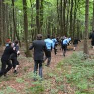 Geländespiel löst Polizeieinsatz aus