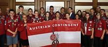 Österreich: Verabschiedung Jamboreeteilnehmer durch Außenminister Sebastian Kurz