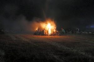 Der letzte Abend des Vorlager DPSG