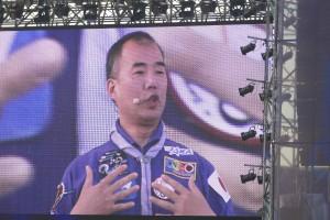 Akihiko Hoshide - japanese ISS astronaut