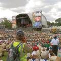 Jamboree 2007 Eröffnung Bühne HDW