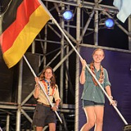 DPSG berichtet von der Jamboree-Abschlussveranstaltung