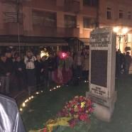 #Gedenken an die #Reichspogromnacht am 9.November 1938 – #Pfadfinder helfen mit