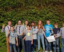 Deutschlandstipendium dank Pfadfinder-Engagement