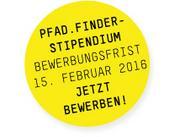 Bewerbungsfrist zum Pfad.finder-Stipendium