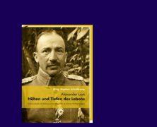 Buchvorstellung: Alexander Lion Höhen und Tiefen des Lebens
