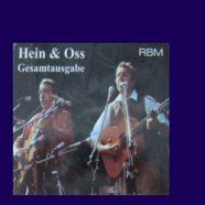 """CD-Gesamtausgabe: Hein&Oss """"Das sind unsere Lieder"""""""