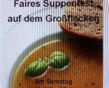 Viele Pfadfinder machen … lecker Suppe