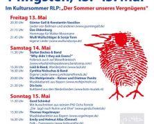 Waldeck: Deutsche Liedkultur bei kühlen Temperaturen