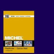 Buchvorstellung: Michel-Katalog Pfadfinderbriefmarken 2017