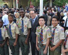 Neuer Präsident der Boy Scouts of America