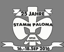 Einladung 25 Jahre Pfadfinder Aarbergen