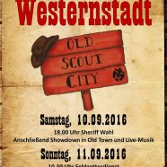 """Old Scout City"" startet am 10. September"